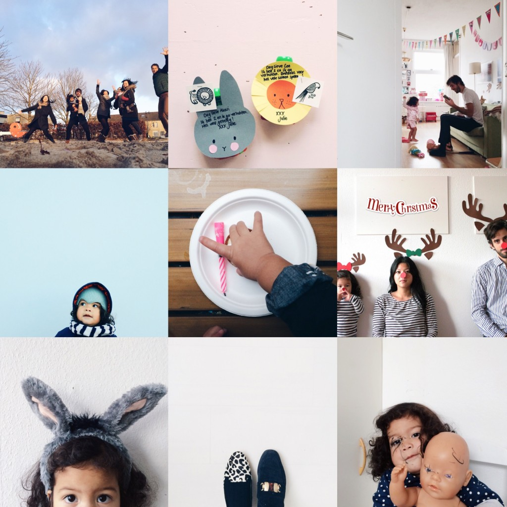 December on Instagram @viebonacci