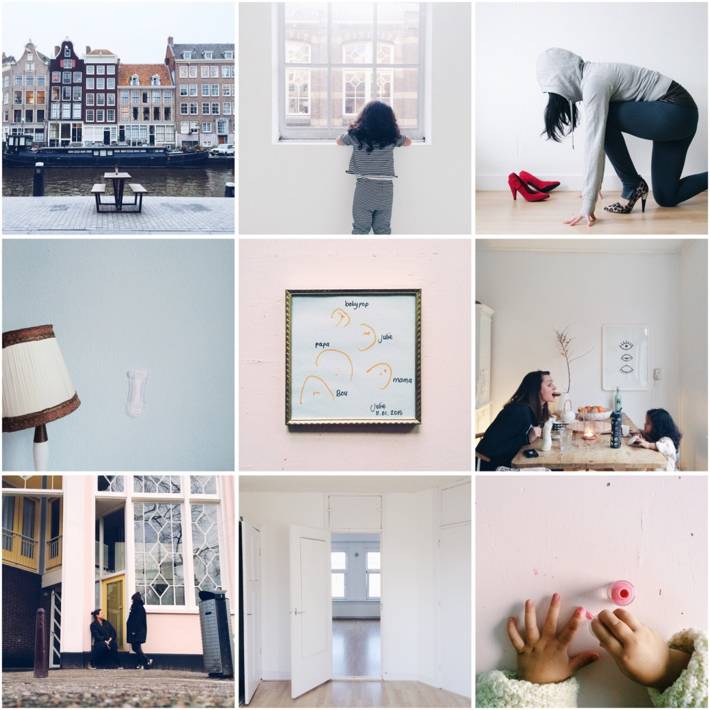 January on instagram @viebonacci