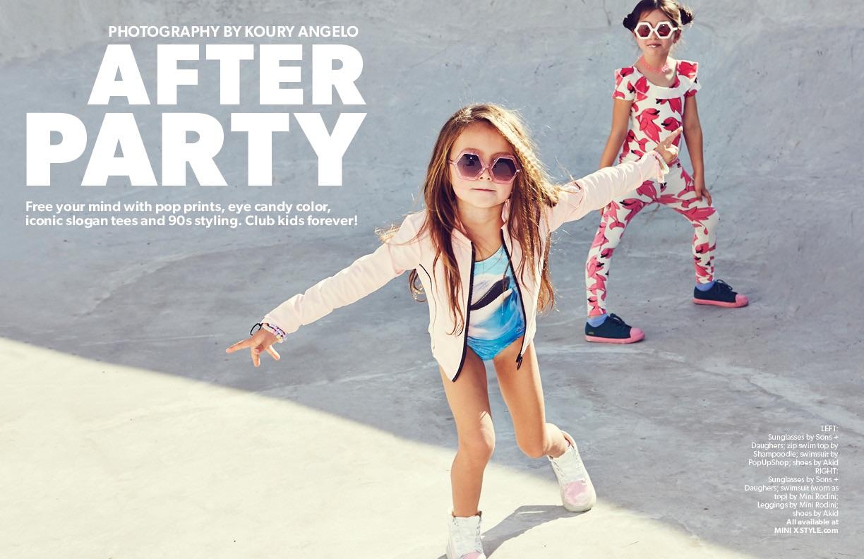 minxstyle for la petite magazine