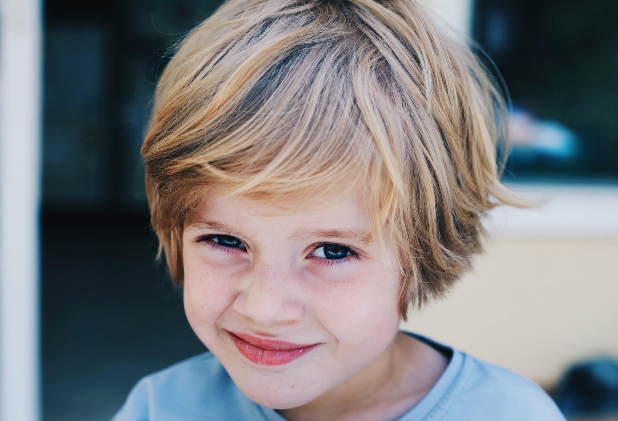 23/52 Madelon. 52 project. Each kid. One photo. Every week.