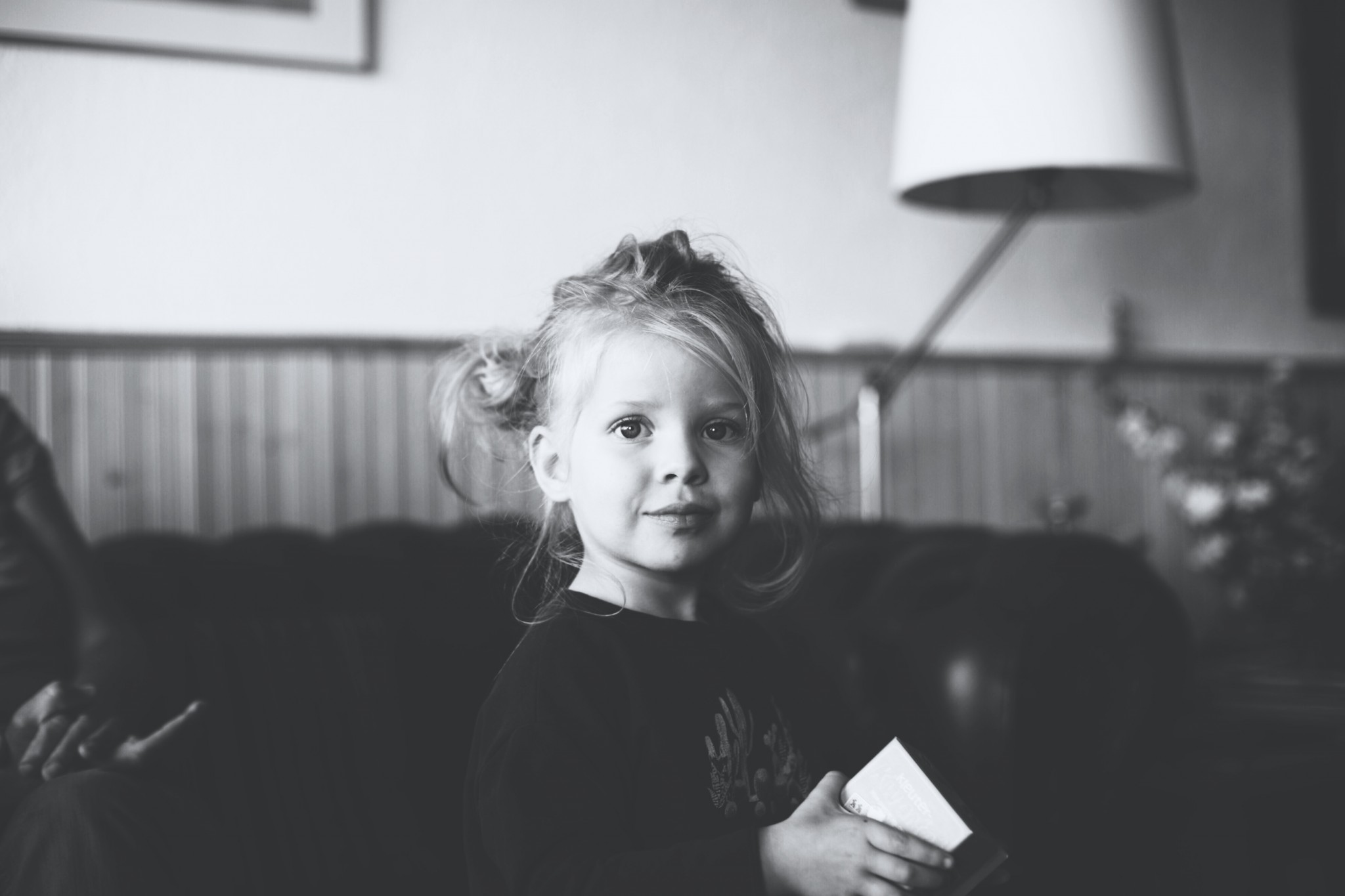 25/52 Madelon. 52 project. Each kid. One photo. Every week.