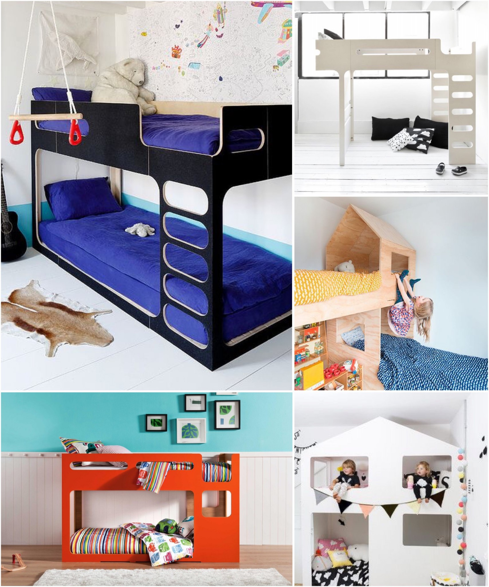 Bunk beds | THE DOOR IN THE WALL