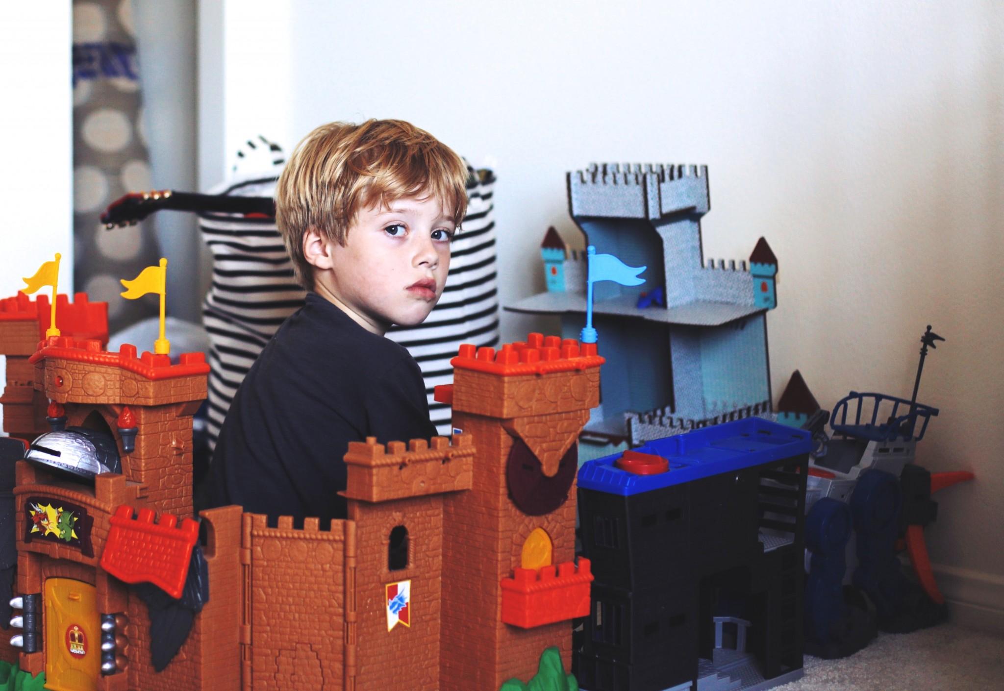 41/52 Madelon. 52 project. Each kid. One photo. Every week