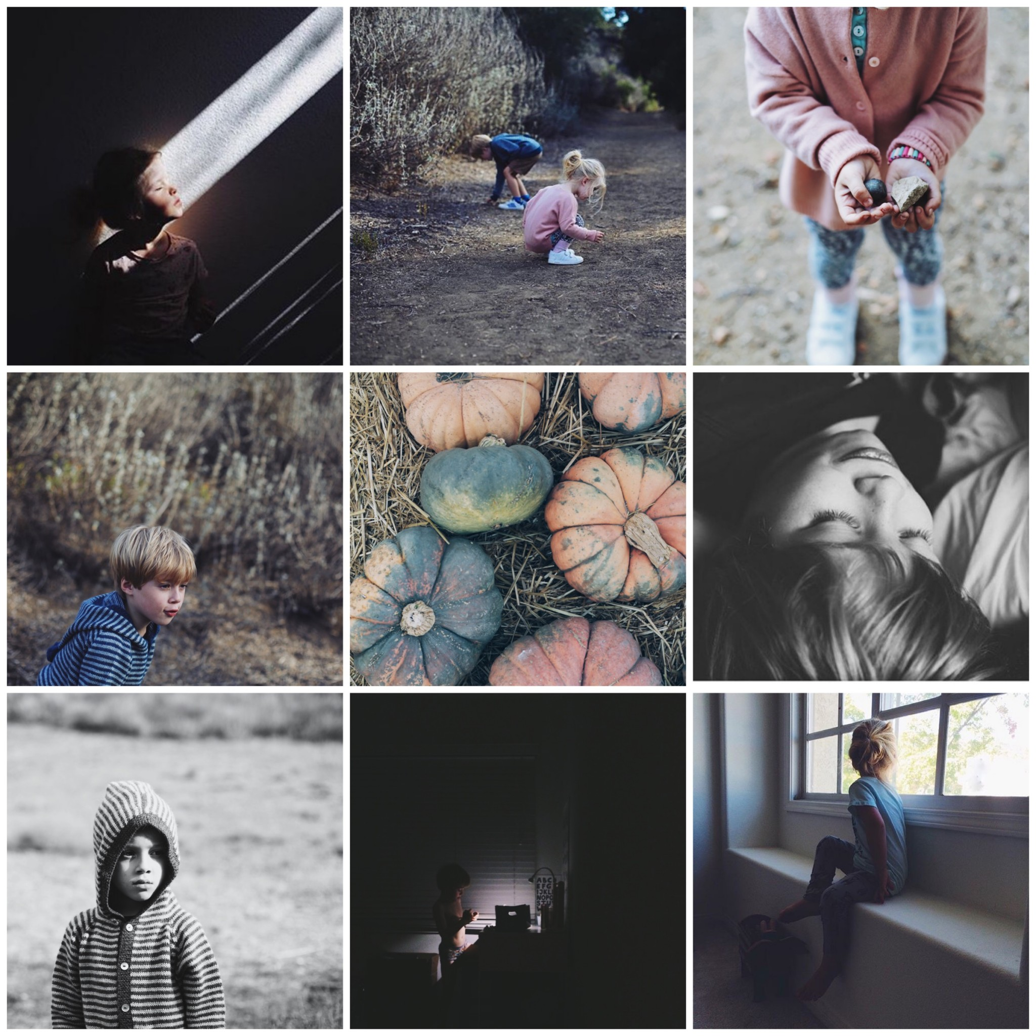 October on Instagram @madebylon