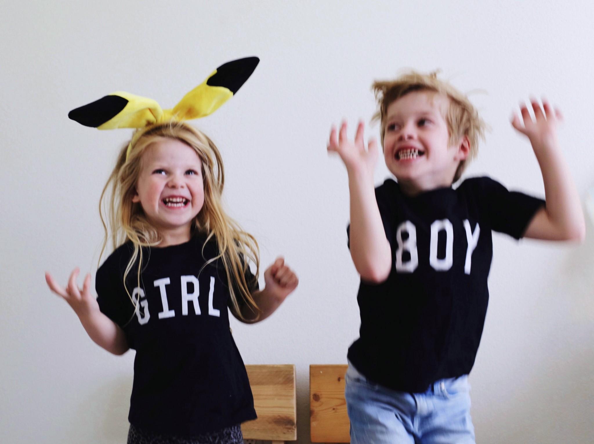 It's a... boy or girl?